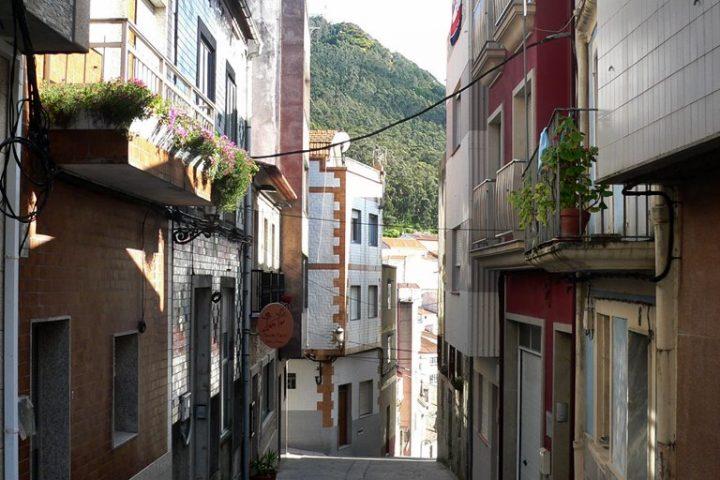 Calle Colón ruta urbana