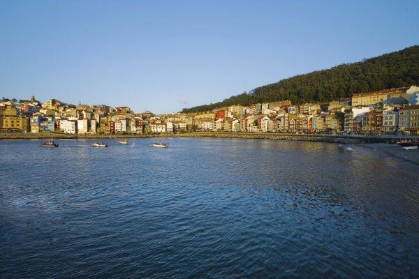 El puerto de A Guarda