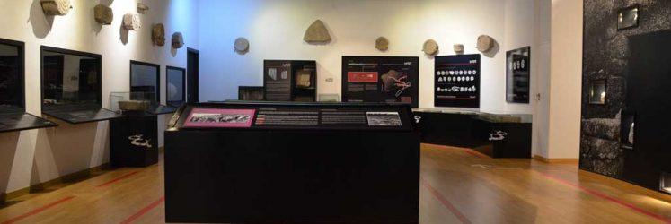 Museo MASAT en el Monte Trega