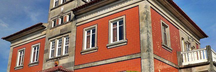 Casa Indiana naranja