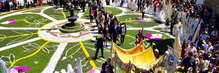 Fiesta de las alfombras