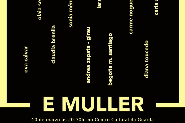 Cartel cinema e muller