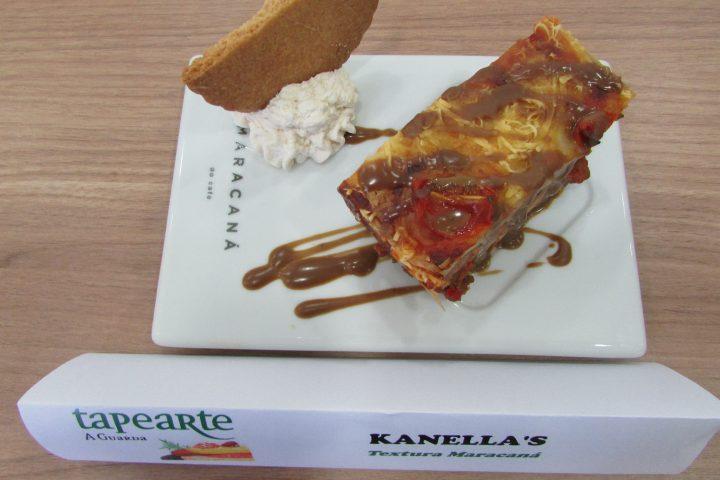 Kanella's. Textura maracana
