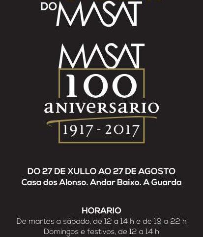 Exposición Viaxando pola Historia 100 anos do MASAT