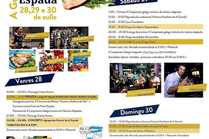 FESTA DO PEIXE ESPADA