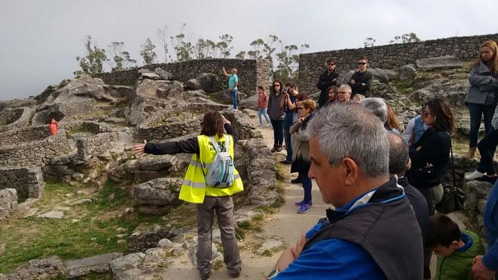 Visitas guiadas polo Monte Santa Trega