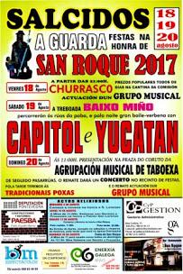 Festas de San Roque 2017