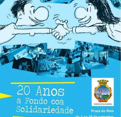20 anos a Fondo coa solidariedade