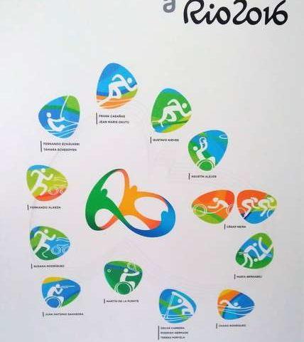 De Pontevedra a Río 2016