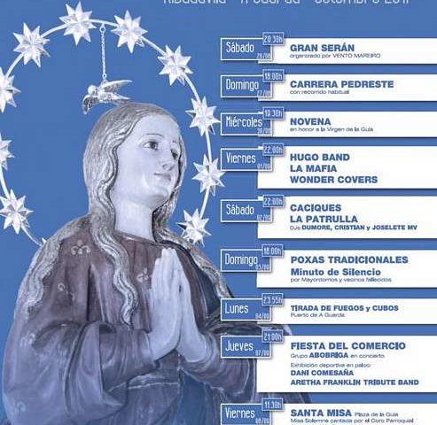 Festas da Virxe da Guía