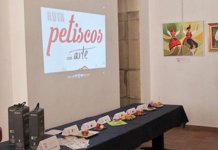"""Presentación da ruta """"Petiscos con arte"""""""