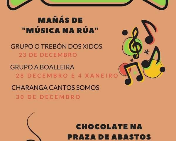 «Música na rúa»