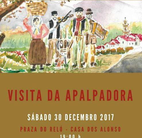 Visita da Apalpadora