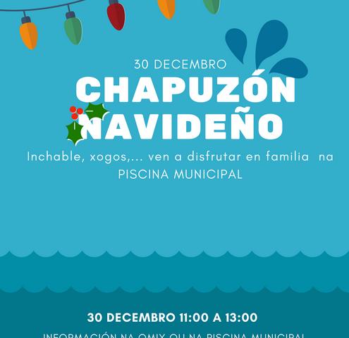 «Chapuzón Navideño»