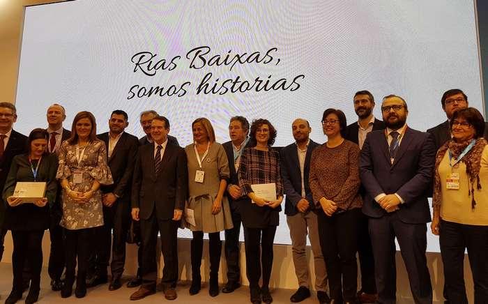 «Rías Baixas,somos historias»