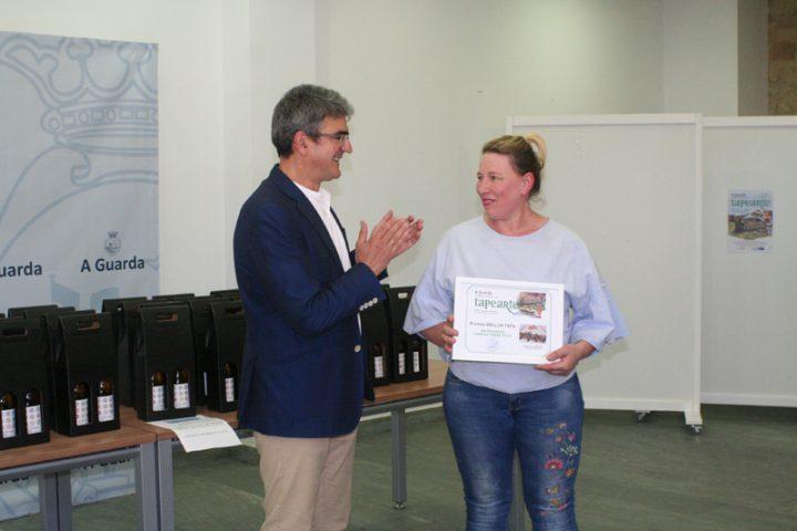 NP 19062018 A Guarda entrega os premios da ruta Tapearte 2018 (2)