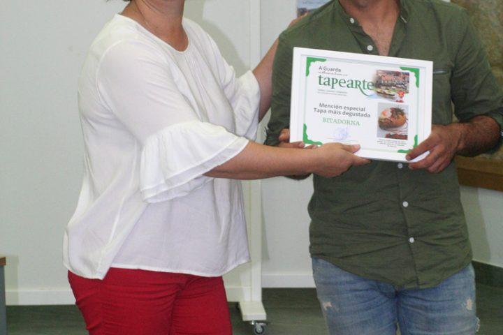 NP 19062018 A Guarda entrega os premios da ruta Tapearte 2018 (3)
