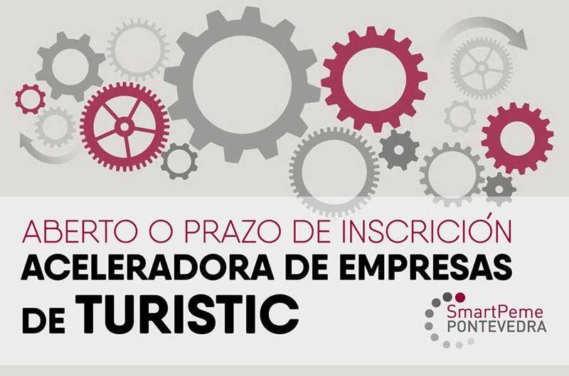 O prazo de inscrición está aberto ata o 15 de febreiro a través dun formulario na web www.smartpeme.depo.gal.