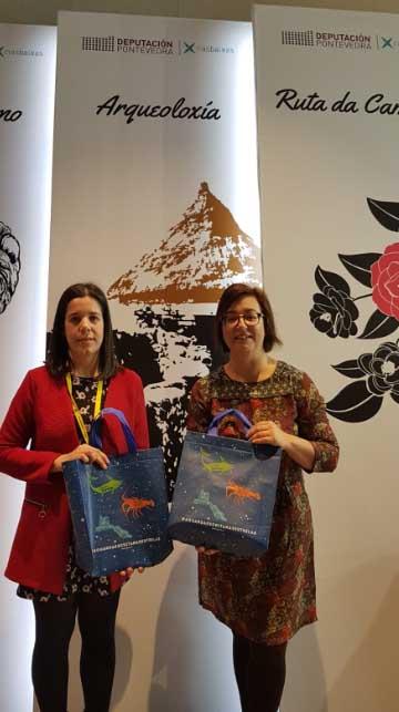 O Concello da Guarda participou ao longo das xornadas do luns e martes no maior foro sobre os Camiños de Santiago, a FairWay celebrada no Palacio de Congresos e Exposicións de Galicia.