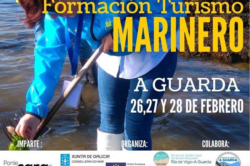 A Confraría de Pescadores de A Guarda acollerá un Curso de Turismo Mariñeiro
