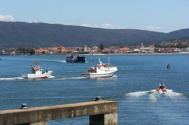A partires do sábado 16 de marzo queda suspendido o servizo do ferry entre Caminha e A Guarda por traballos de revisión e mantemento obrigatorios que obrigan a varalo no estaleiro.