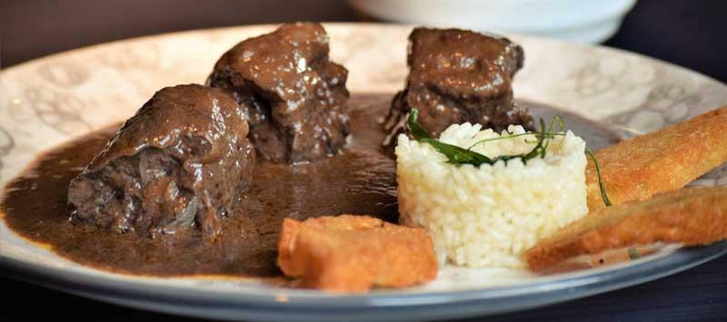 A Guarda pecha esta fin de semana a programación dos fins de semana gastronómicos que dende o pasado 23 de marzo oferta este manxar do Río Miño en 10 bares e restaurantes co obxectivo de potenciar A Guarda como destino gastronómico da lamprea.