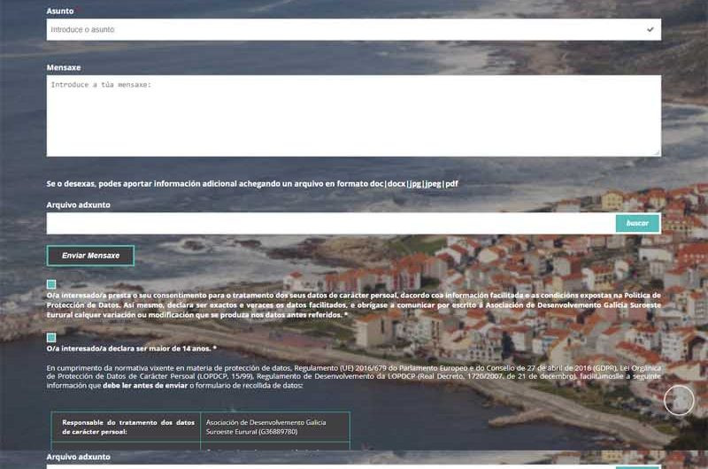 Toda persona, empresa o institución con interés en el sector turístico, puede participar accediendo al link http://estratexiaturismo.riadevigobaixomino.com/.